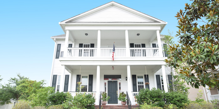 Home in White Gables, Summerville