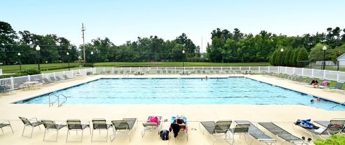 Pool in White Gables, Summerville