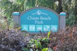 chism beach park