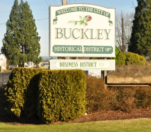buckley historic district