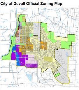 duvall zoning map