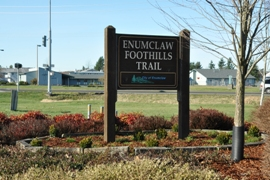 enumclaw foothills trail