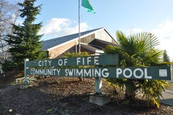 fife community pool