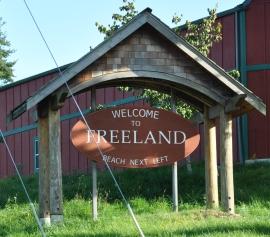 freeland washington