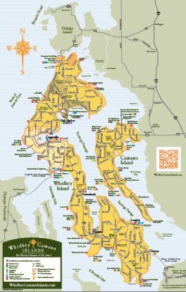 island county map
