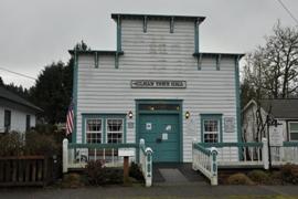 gilman town hall