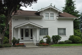 lacey museum