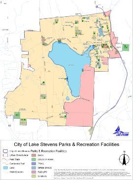 lake stevens park map