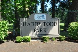 harry todd park