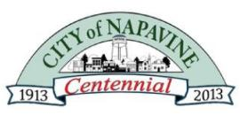napavine sign