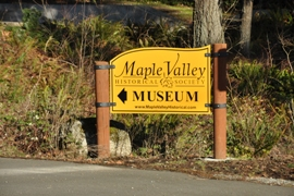 Maple Valley Museum