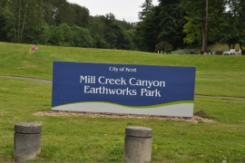 Mill Creek Canyon Park