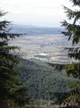orting from spar pole