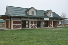 orting station