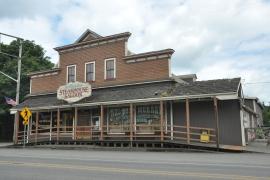 roy steakhouse saloon
