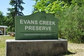 evans creek park