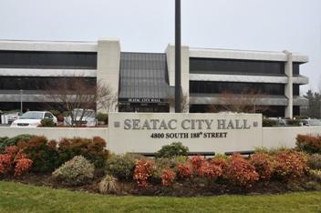 seatac city hall