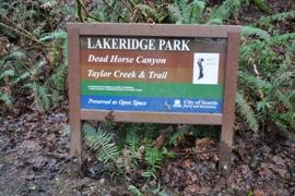 lakeridge park
