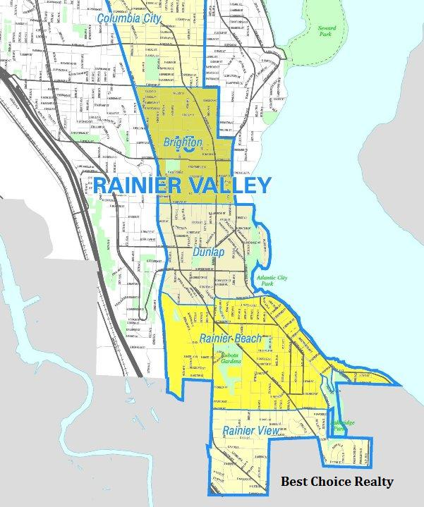 Rainier Beach Homes For Sale Rainier Beach Real Estate
