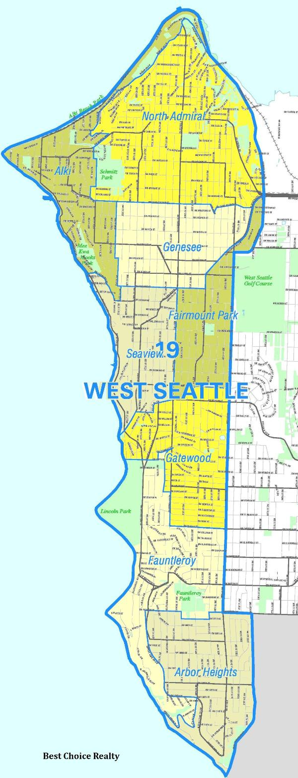 West Seattle Homes For Sale Amp West Seattle Real Estate