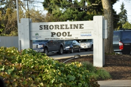 shoreline pool