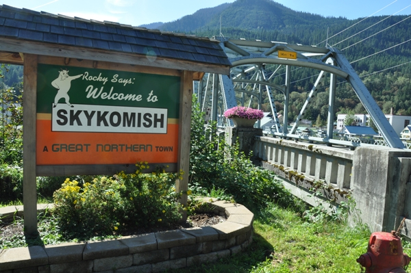 skykomish sign