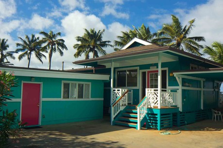 waialua north shore home for sale on the beach