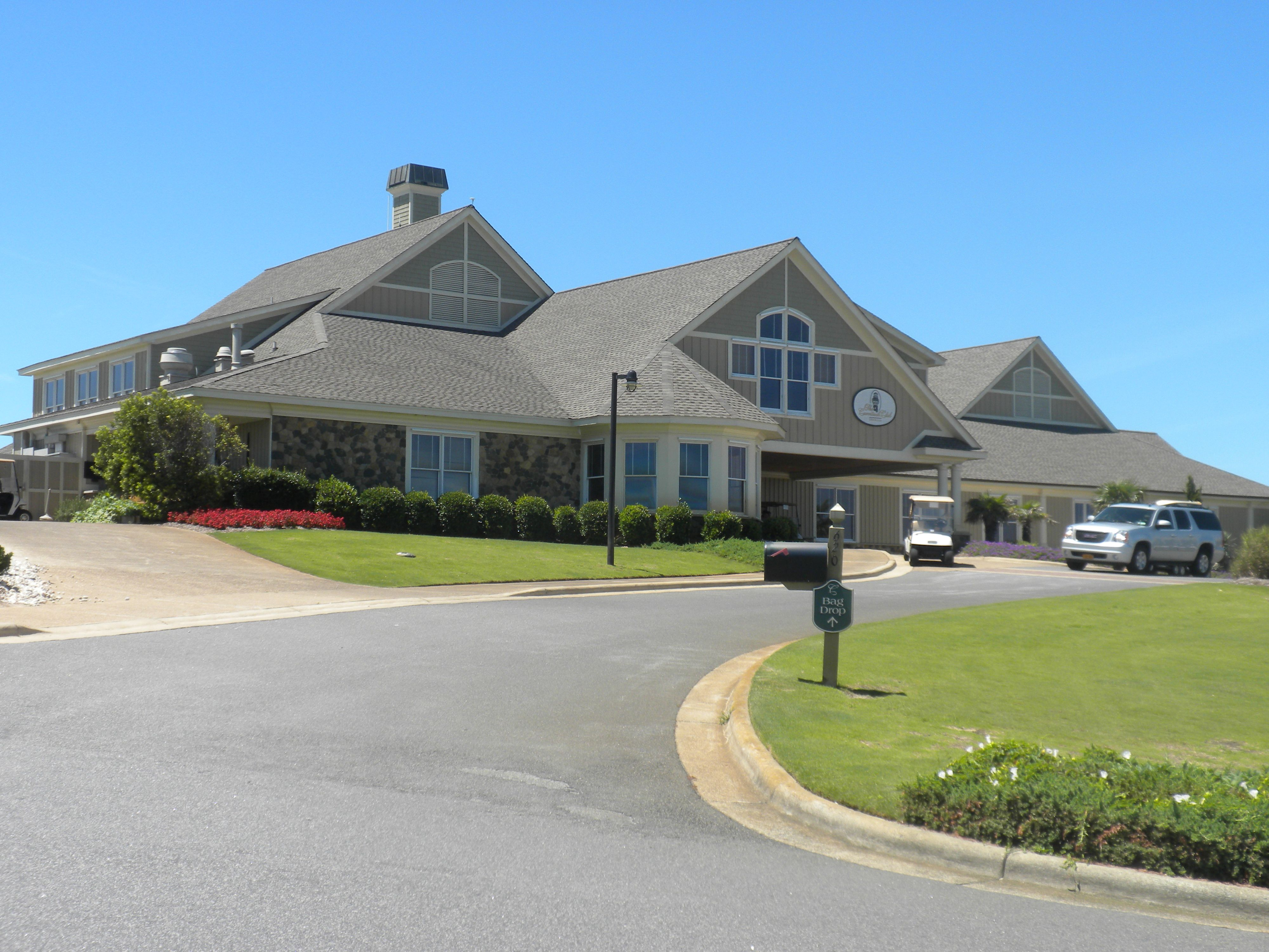 Currituck Club clubhouse, Corolla NC