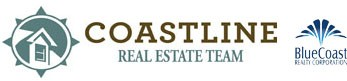 Coastline Realty Wilmington NC Real Estate Logo