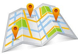 Wilmington Home Search by Map