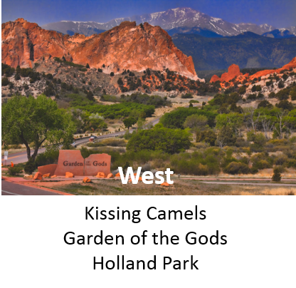 West Colorado Springs Neighborhoods and Homes for Sale