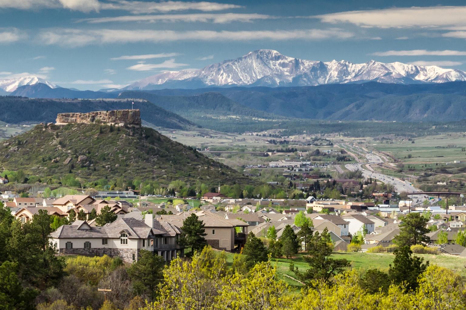 Castle Rock Colorado Homes For Sale