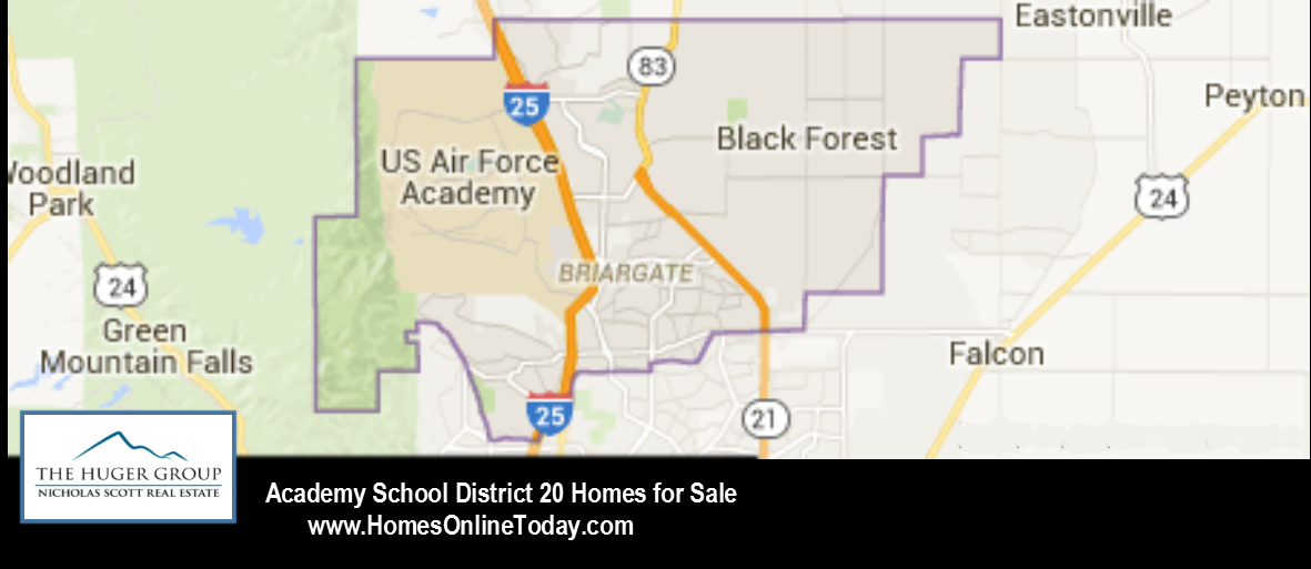School District 20 Homes