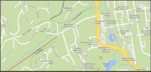 Four O'Clock Area of Breckenridge, most access via Snowflake Lift.  Walk to Downtown Breck.
