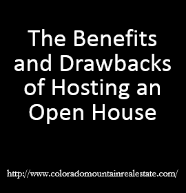 Benefits and Drawbacks of Real Estate Open Houses