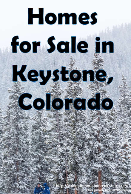 Homes for sale in Keystone, Colorado: Let Patty here at Colorado Mountain Real Estate help you find the home of your dreams!