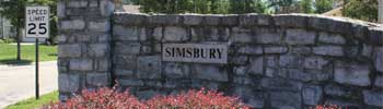 Simsbury Estates Pickerington Ohio