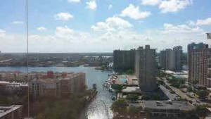North Miami View from Winston Towers