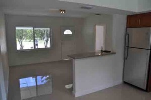 Updated porcelain flooring North Miami Beach homes for sale