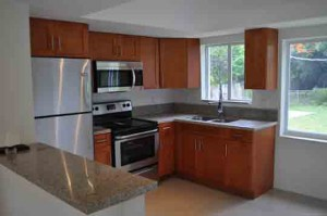 North Miami homes for sale Updated Modern Kitchen