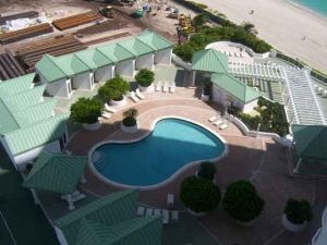 Sands Pointe pool are maintained by HOA
