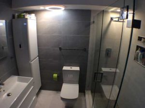 Winston Towers 400 condo 401 bathroom