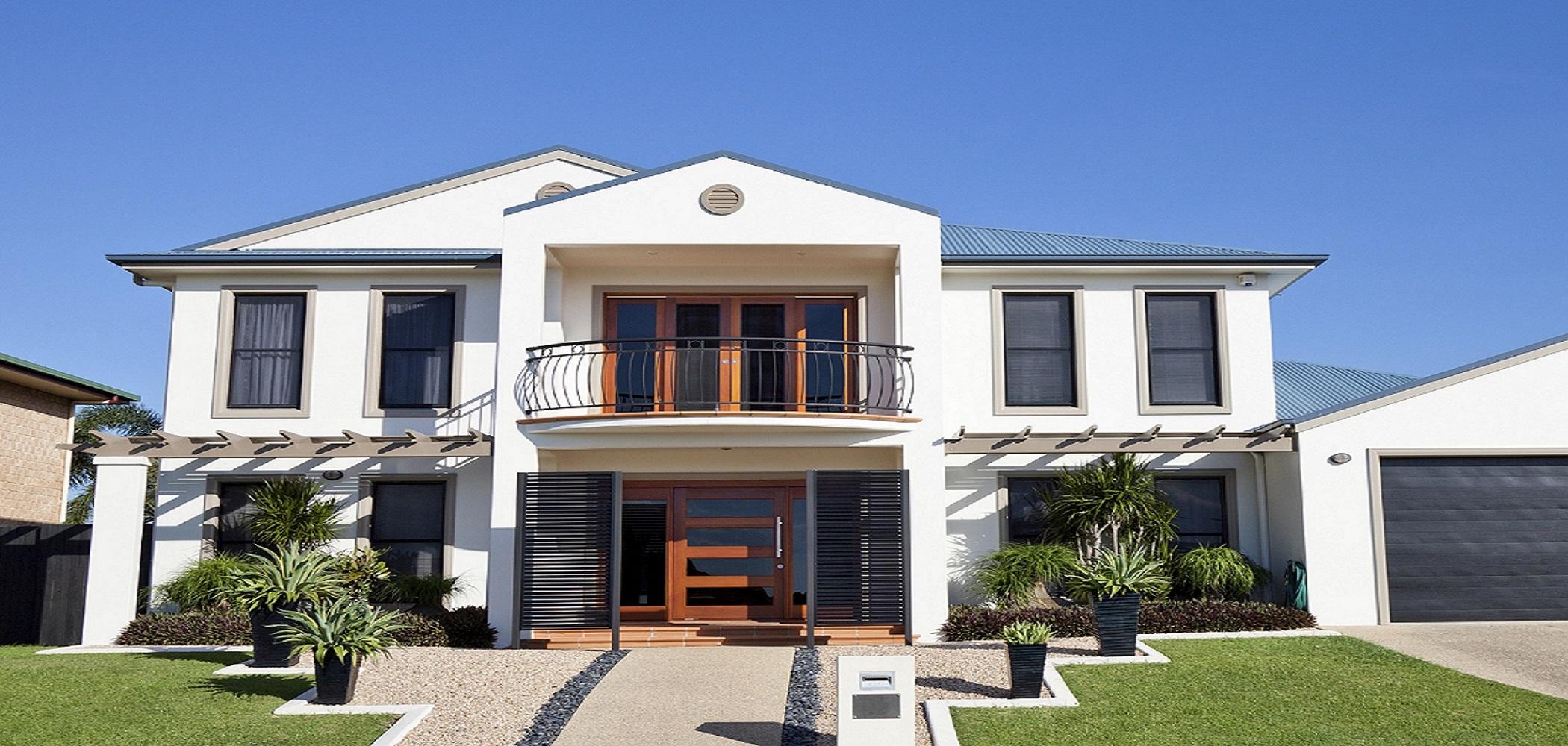 Rio vista real estate for Medium modern house