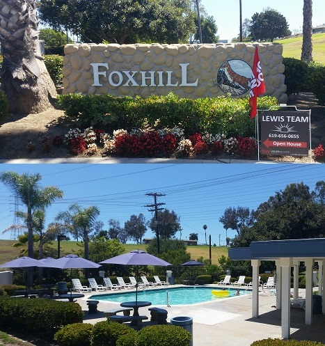 Chula Vista Open House in FoxHill Sunbow