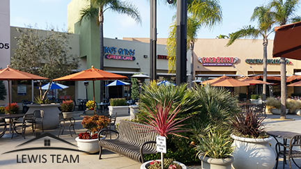 Clairemont Mesa San Diego - The Square Shopping Center