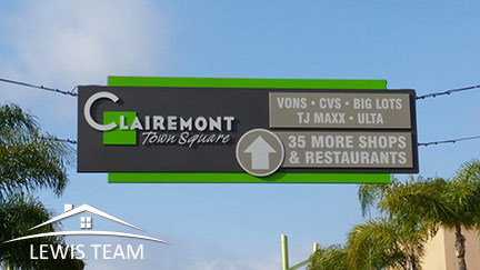 Clairemont Town Square Shopping Dining Entertainment Movies