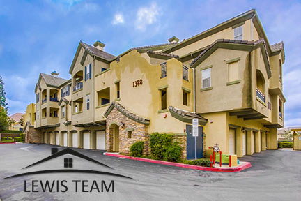Hillsborough Condo for Sale in Otay Ranch - The Lewis Team Real Estate Agents
