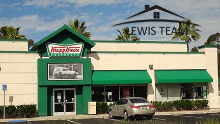 Krispy Kreme in Clairemont San Diego