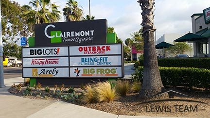 North Clairemont Shopping - The Clairemont Square