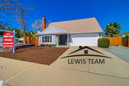 Santee 4 bedroom home for sale The Lewis Team